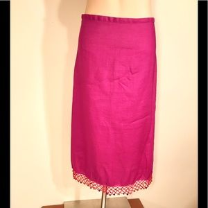 French Connection lightweight pencil skirt 2